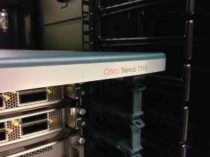 Cisco Cable Management